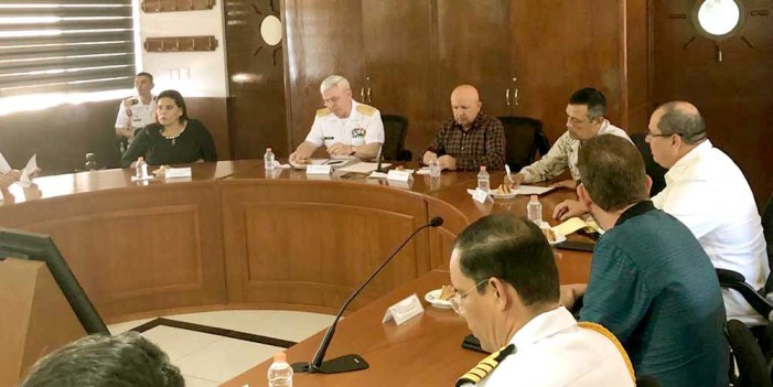Presenta García Morales renuncia como Secretario de Seguridad Pública