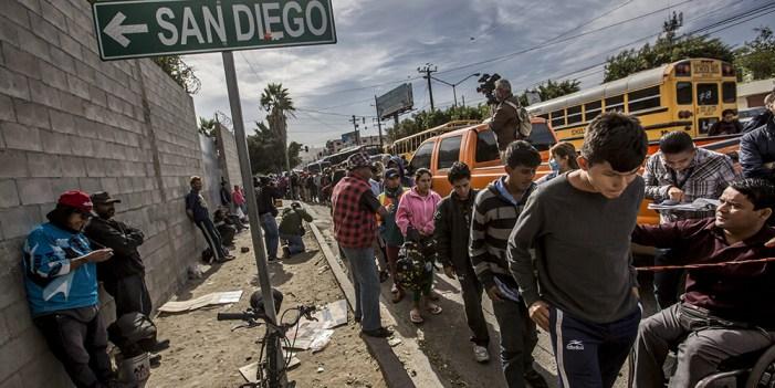 Asilo para migrantes será mínimo: Secretaria de seguridad de Estados Unidos