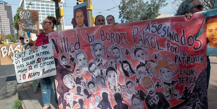 """Declaran """"No culpable"""" a agente fronterizo que disparó contra Elena Rodríguez"""