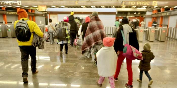Más de dos mil migrantes dejan la ciudad; 400 prevén regularizar estancia