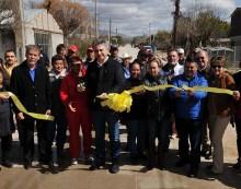 Entrega Sidur obras de infraestructura en Ímuris y Santa Ana