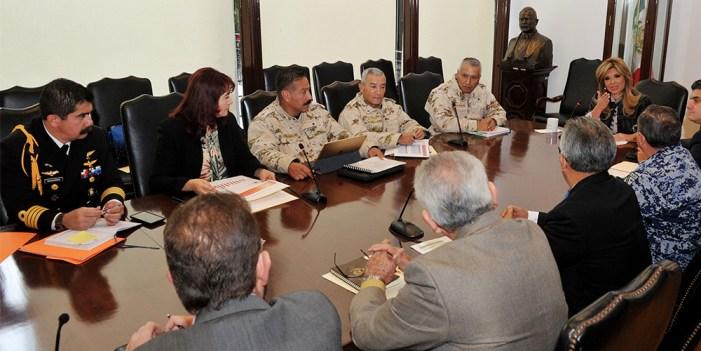 Mesa de Seguridad redoblará fuerzas en Cajeme