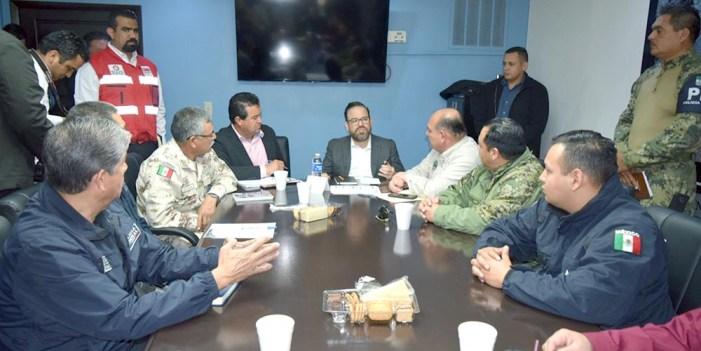 """Desplegarán operativo """"Tetabiate"""" en San Luis Río Colorado"""