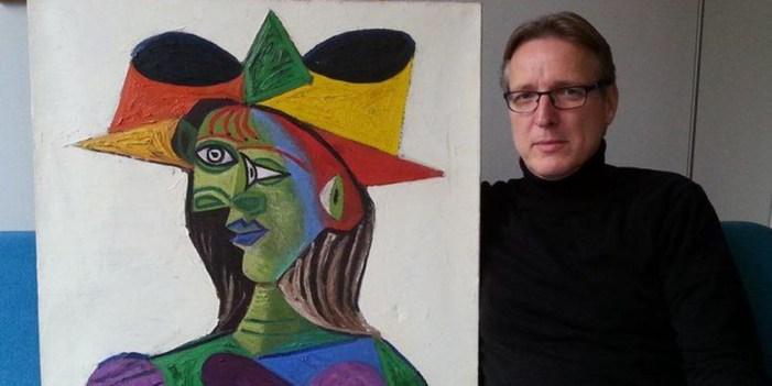 """Aparece en Holanda el cuadro """"Busto de mujer"""" de Picasso, robado en 1999"""