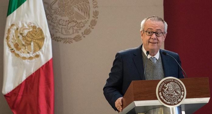Urzúa anuncia reforma al sistema de aduanas para eliminar corrupción
