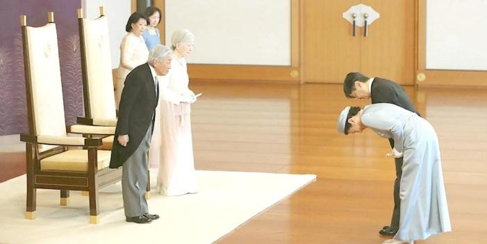 Japón realiza ceremonias para nueva era del emperador