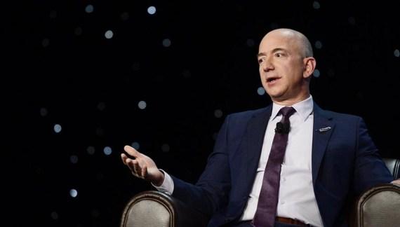 Jeff Bezos es el hombre más rico de 2019 en la lista de Forbes