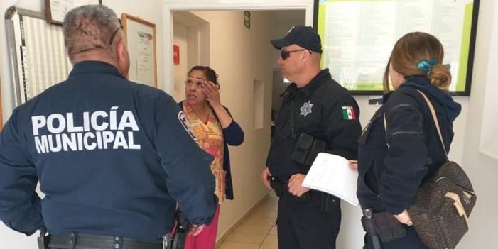 Atiende Seguridad Pública a centros asistenciales