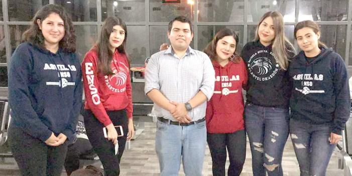 Realizan #Normalistas sonorenses prácticas en Baja California Sur