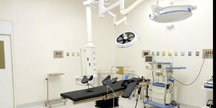 Hospital de Magdalena, moderno y equipado: Clausen Iberri