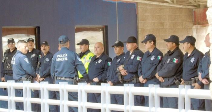 Depuran Policía Municipal de Nogales