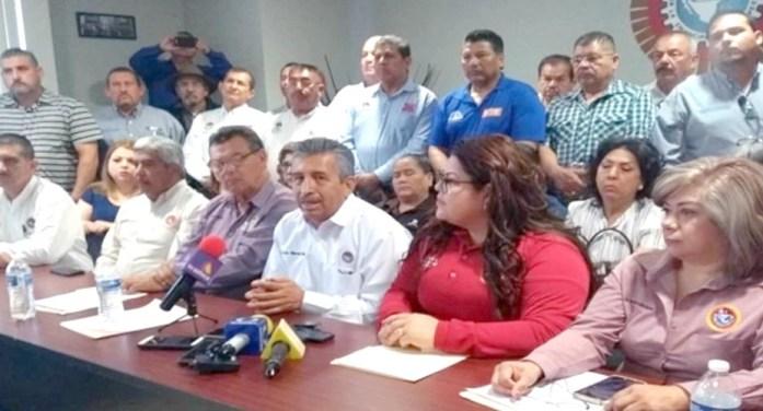 CTM prepara paro general en Sonora