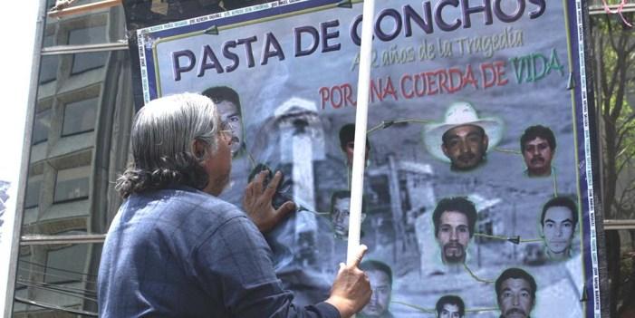 Después de 13 años, rescatará AMLO cuerpos de Pasta de Conchos