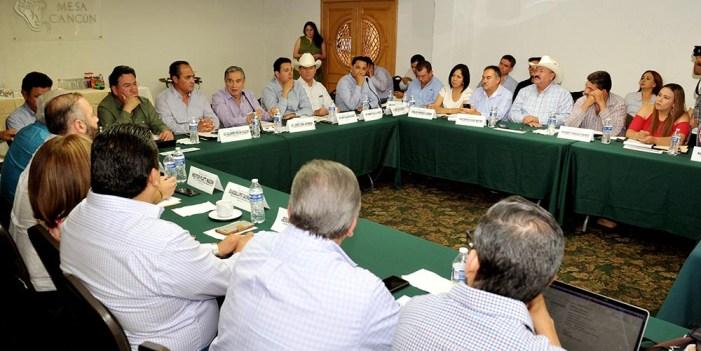 Zona Económica del Río Sonora se recupera: Vidal Ahumada