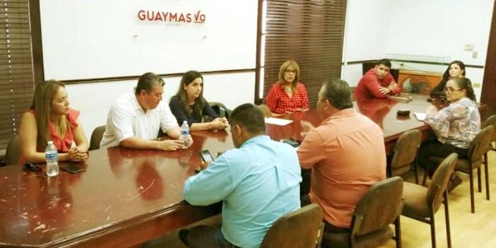 Comité de Playas Limpias de Puerto Peñasco asesoran a guaymenses