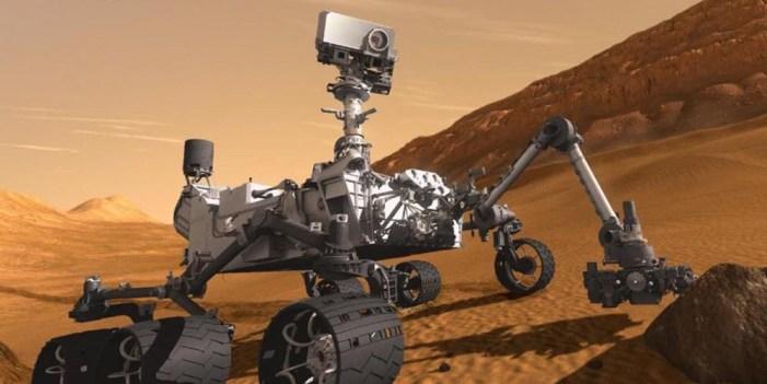 Curiosity encuentra nuevos indicios de vida en Marte