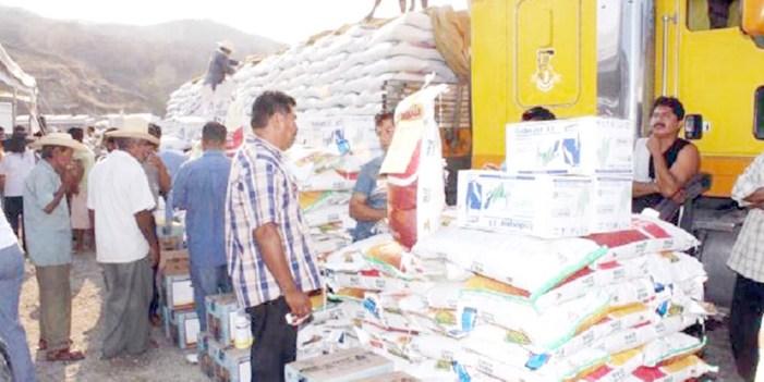 Entregadas más de 27 mil toneladas de fertilizante en Guerrero