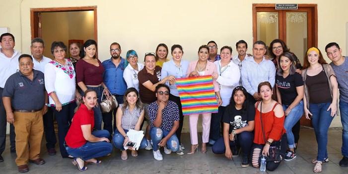 """Continúa socialización de proyecto """"Matrimonio igualitario"""" la diputada Yumiko Palomárez"""