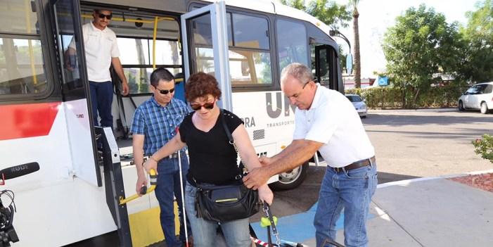 Beneficia a más familias transporte adaptado de DIF Sonora