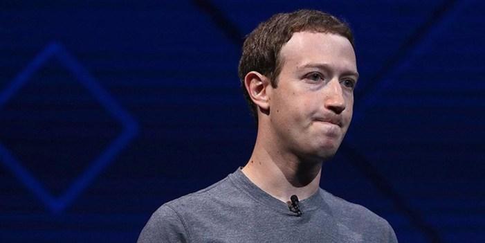 Mark Zuckerberg aceptó culpa en caída de Facebook