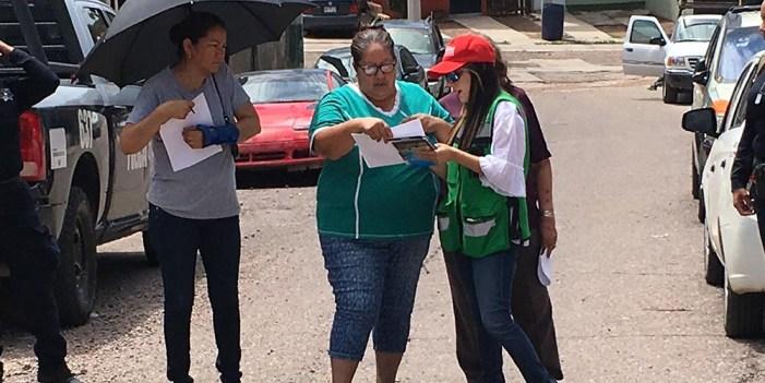 """Vecinos de """"Las Bellotas"""" levantan Escudo Ciudadano"""