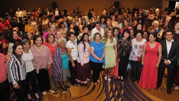 Trabajo unido fortalece a las mujeres en Sonora: Claudia Pavlovich