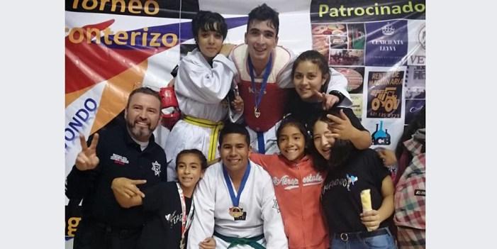 Destaca Heptatlón juvenil Nogales en torneo fronterizo 2019