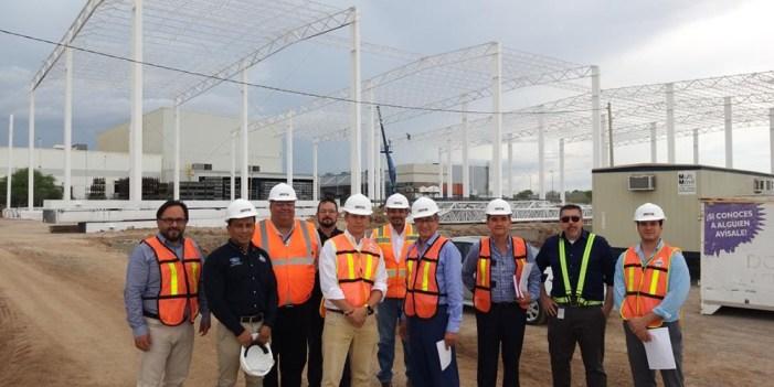 Continua expansión de grandes empresas en Sonora