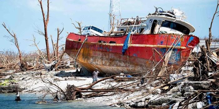 Suman 30 la cifra de muertos en Bahamas por el huracán Dorian