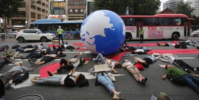 Jóvenes asumen ante ONU lucha contra calentamiento global