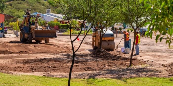 Inician obras de construcción en Prepa Municipal
