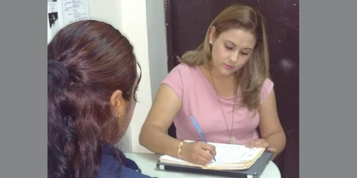 Instituto Nogalense de las Mujeres llega a Maquiladoras