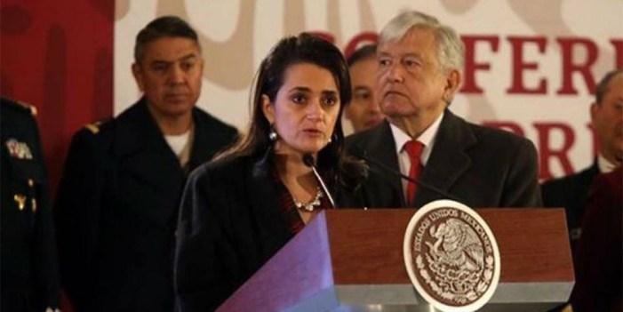 No hemos condonado impuestos: Margarita Ríos-Farjat