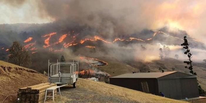 Australia en emergencia ante ola de incendios forestales