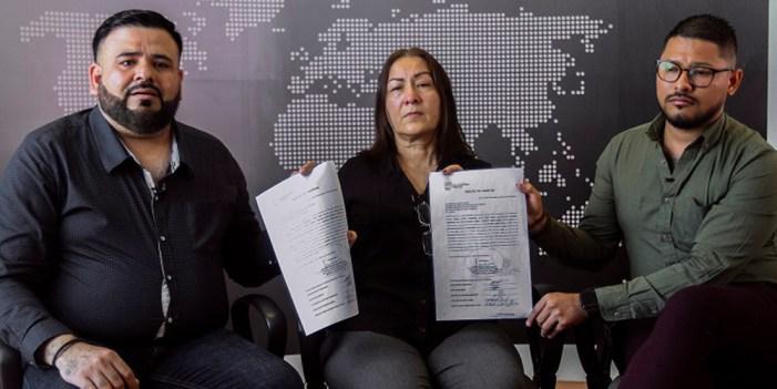 """""""Violaron nuestros derechos, nos torturaron"""": Periodistas libres"""