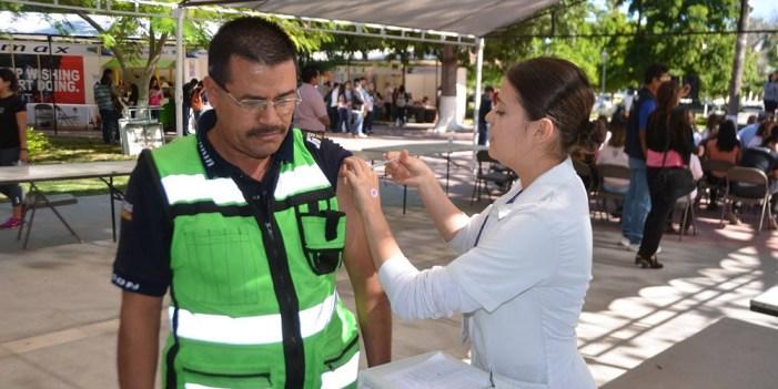 Aclara Salud Sonora mitos de la vacuna contra #Influenza