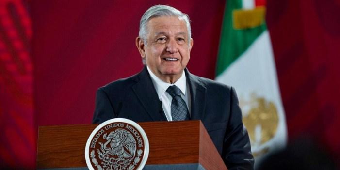 Cuatro acciones para pacificar al País: AMLO