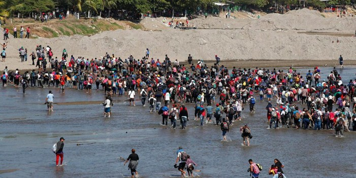 Descarta Marcelo Ebrard una crisis migratoria
