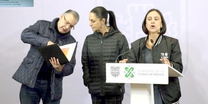 Sheinbaum anuncia descuentos al predial en CDMX