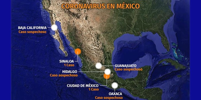 Lanzan plataforma de información sobre coronavirus