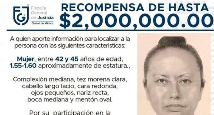 Identifican dos posibles responsables por desaparición de Fátima