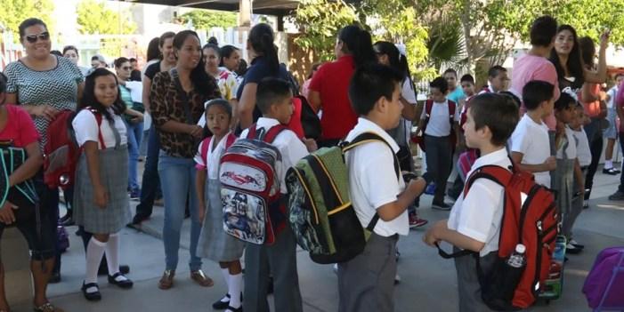 Ajustan horario de clases en 46 municipios de Sonora