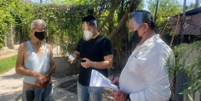 Dota Salud Sonora de oxímetros y medicamentos a población vulnerable
