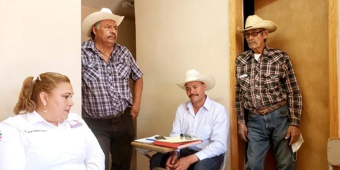 Leticia Calderón logra Cruz Roja para Mascareñas