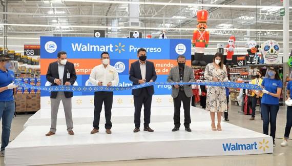Walmart Progreso ofrece 200 empleos directos