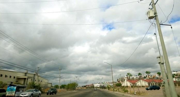 Se avecina frente frío No. 17 a Sonora