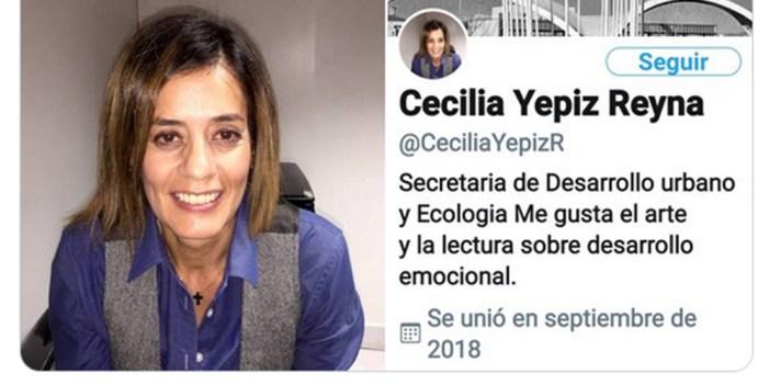 Reportan medios desaparición de Cecilia Yépiz