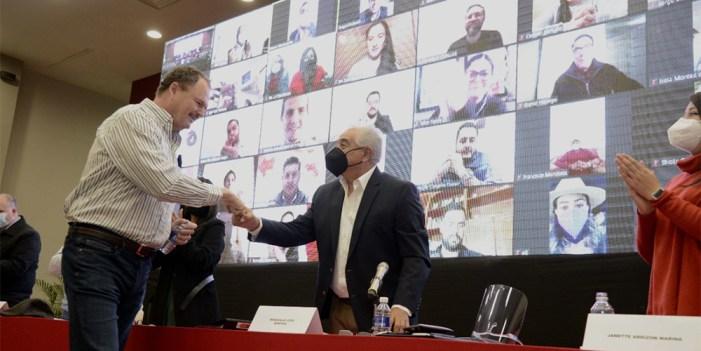 """""""El Borrego"""" Ernesto Gándara oficialmente """"Va Por Sonora"""""""