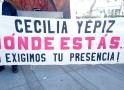 Preocupa silencio en caso #CeciliaYépiz