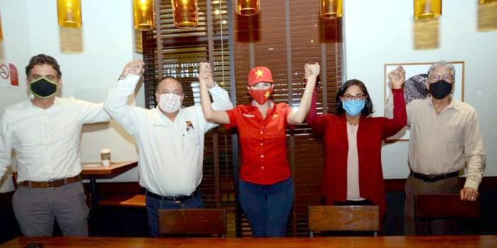 Unidad para consolidar la 4T: Ana Bernal